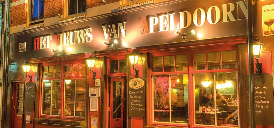 Het gezelligste café van Apeldoorn